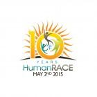 Mendo Human Race 10 Year Anniversary Logo 2015-01
