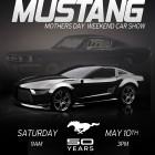Mendocino-Mustang_-Car-Show-Poster-2014